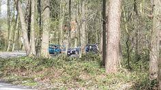 BELGA, Vrouw schiet haar ex neer op parking in bos, Knack. (17/04/15)  NATIONAAL