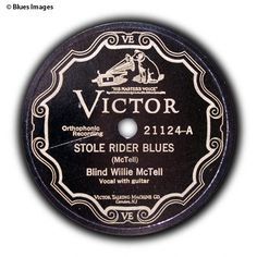 blind willie mctell - stole rider blues