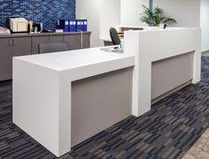 KRION® en Boston Private Industry Council (PIC) diseñado por el estudio  Spalding Tougias