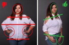 Phyllis saved to artsyFemmes rondes : 4 poses photos décryptées pour a.