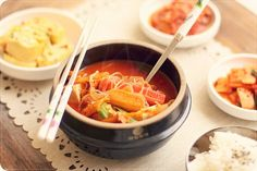 This is what happens when your kim chi goes bad- Korean Kimchi Stew