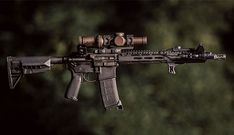 M-LOK Accessories for your Weapons Guns, Guns And Ammo, Ar Rifle, Cool Guns, Awesome Guns, Ar 15 Builds, Battle Rifle, Long Rifle, Military Guns