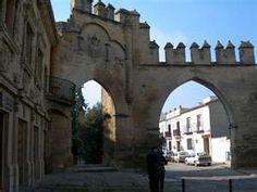 Puerta de Jaen, BAEZA (Spain)