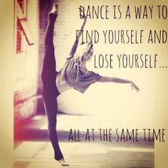 i WILL be able to dance again one day :)