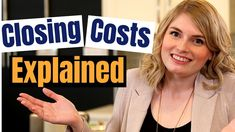 In this episode, closing costs are explained and we answer questions such as what's included, how much and who pays. Closing Costs, Home Buying, Closer, New Homes, This Or That Questions, News, School, New Home Essentials