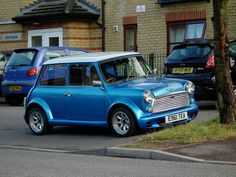 Austin Mini 1000 by kenjonbro