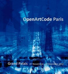 The OpenArtCode artists return to the Grand Palais in Paris
