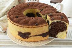 Sweet Desserts, Sweet Recipes, Cake Recipes, Dessert Recipes, Torta Angel, German Baking, Torte Cake, Marble Cake, Oreo Cheesecake