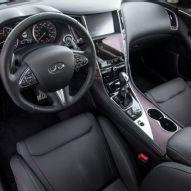 Infiniti Q50 Eau Rouge Concept Interior