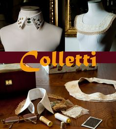 Lunatic Needle: Colletti, colletti e ancora colletti ...