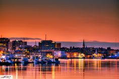 Photos of Portland, Maine   portland-maine-cityscape-skyline-hdr-panorama-cropped-smaller