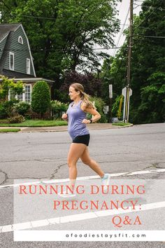 Guide to running while pregnant will keep your body and mind strong and healthy. This pregnancy workout guide is going to help you with the troubles you may encounter while exercising pregnant and can be used to improve yourself and live your best life. Head to the blog to read more about it. | Learn pregnancy running plan workout routines, how to start running for beginners, how to start running for beginners tips, how to start running for beginners exercise #workouttips #stressrelief… Running Plan, How To Start Running, Running Workouts, Running Tips, Pregnancy Running, Pregnancy Workout, Running For Beginners, Workout For Beginners, Workout Guide
