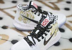 6483945d92e0 SNKRROOM x Nike Kyrie 3 Mom Release Date + Photos