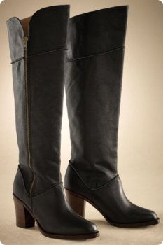 Ava Leather Boot