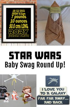 Star Wars Baby Swag Round Up - the cutest Star Wars baby gear! Star Wars Nursery, Nursery Art, Star Wars Baby Clothes, Happy Star Wars Day, 13 Year Old Boys, Cute Stars, Baby Swag, Love You, My Love
