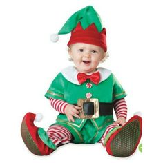 Check out Baby elf costume from The BEST OF BOTH WORLDS BOUTIQUE: http://mkt.com/bobwonline/baby-elf-costume. $46.00