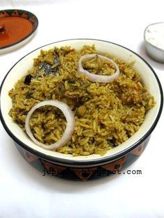 Dindigul Chicken Biriyani