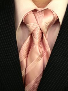 Ediety Knot aka Merovingian Knot. How to video. Learn how to tie this necktie knot for your wedding.
