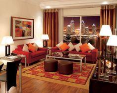 Amazing Home Interior Design For Living Room White