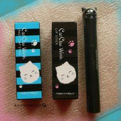 Korean Haul VII: Tony Moly Cats Wink