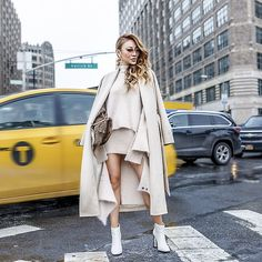 More looks by Jessica Wang: http://lb.nu/notjessfashion  #chic #elegant #minimal #nyfw #winter #streetstyle