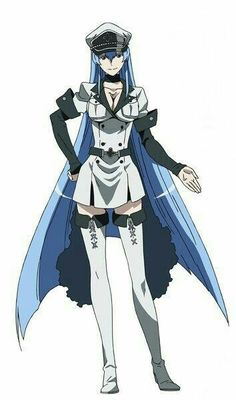 Esdeath~Akame ga Kill