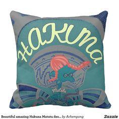 Beautiful amazing Hakuna Matata design art #Hakuna #Matata #Amazing #beautiful #stuff #products #sold on #Zazzle #Achempong #online #store for #the #ultimate #shopping #experience.