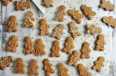 Wonderful Gingerbread Cookies Recipe - Food.com