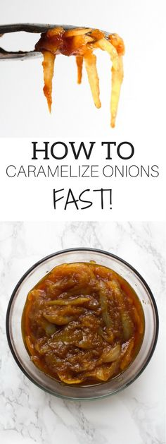 How To Caramelize Onions | How to | Caramelized Onions | Easy | Tips and Tricks | French Onion | Fast Caramelized Onions