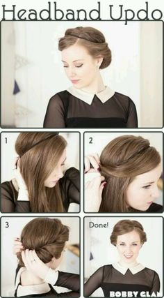 Hair DIY  -girl hair styles