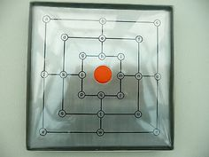 Super matchbox #1970`s magnetic nine mens morris travel #board game. #complete.,  View more on the LINK: http://www.zeppy.io/product/gb/2/401084217560/