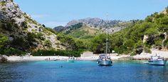 Mallorcan parhaat rannat http://www.rantapallo.fi/rantalomat/mallorcan-parhaat-rannat/