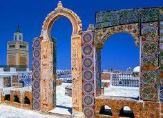Al-Zaytuna Mosque, Tunis