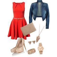 Simple Simple, Polyvore, Fashion, Moda, Fasion