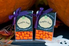 Pumpkin Patch invite - I must do this for my littles next year!