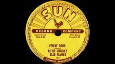 Little Junior Parker's Blue Flames - Feelin' Good 1953