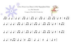 'Tis the season to bring in the winter holiday music in music class! I love introducing young students to the wonderful music of Tchaik. Music Lesson Plans, Music Lessons, Nutcracker Music, Music Worksheets, Music Classroom, Music Teachers, Classroom Ideas, Music Activities, Christmas Music