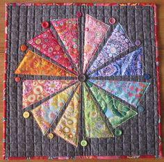 Kaffe's  Color Wheel...CREATIVE