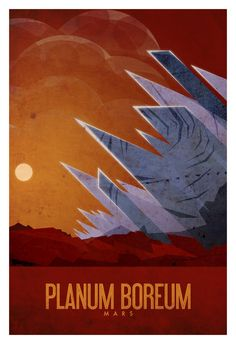 15 Posters That Will Make You Wish Space Tourism Was Real - it would be sweet to have some of these printed and framed