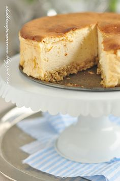Cheesecake, Clean Eating, Food And Drink, Tasty, Sweets, Baking, Diet, Eat Healthy, Healthy Nutrition