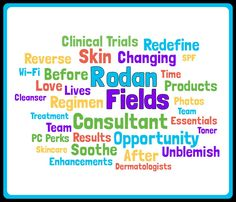 Do you worry about your financial future? Do you wonder if you will ever achieve your goals and enjoy peace of mind?  What would financial freedom mean to you? More time with family? Working only part time? Volunteering for a cause you care deeply about? Less stress...  With Rodan + Fields you have the opportunity to partner with the same 2 doctors who created Proactiv... Imagine how big that is? Well, Rodan + Fields is headed there too.  Message me and change worry into peace of mind...
