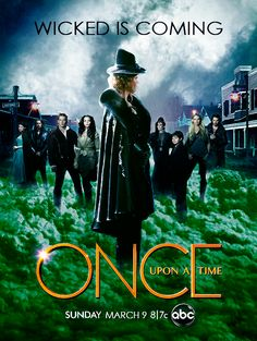 So ready to know what went down between The Evil Queen and The Wicked Witch of the West!!!