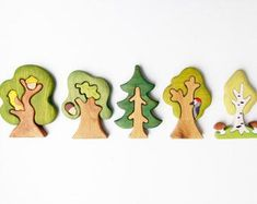 Wooden Tree, Wooden Pegs, Wooden Puzzles, Pet Toys, Kids Toys, Toddler Toys, Baby Toys, Toy Trees, Nature Table