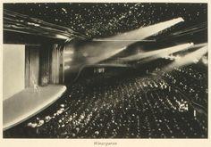 Berlin, Laszlo Willinger, Varieté Wintergarten, um 1930.
