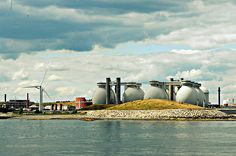 Deer Island Treatment Plant (Boston, Massachusetts)