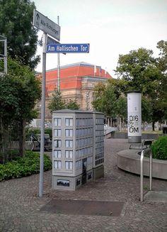 #StreetArt en Leipzig, Alemania (07.2016)