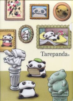 Tarepanda Museum of Art.