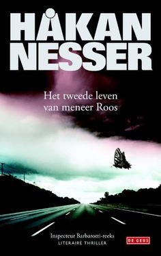 Zweedse thriller met inspecteur Barbarotti, geliefd bij een groot lezerspubliek.