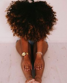 """naturalhairqueens: """"Fro on point """""""