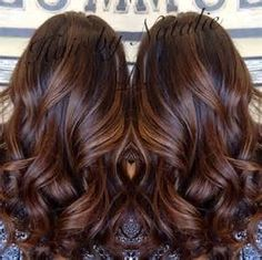 caramel balayage highlights - - Yahoo Image Search Results